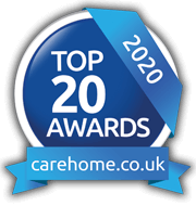 Top 20 Recommended Care Home 2020