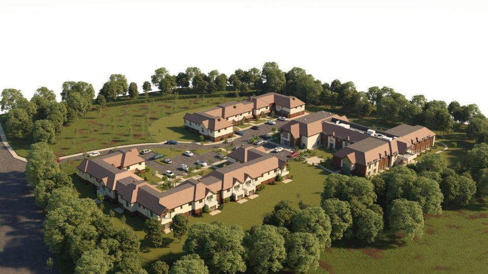 Eastcote Park Retirement Apartments