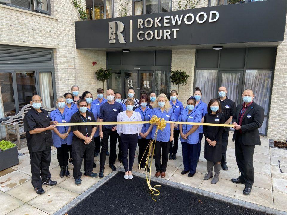 Rokewood Care Home Team