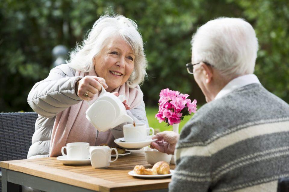 Mornington Court residential care home